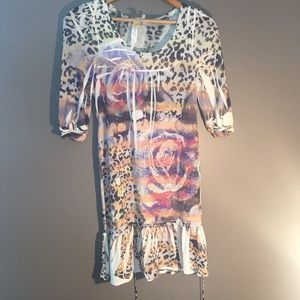 Very comfortable and fun dress!